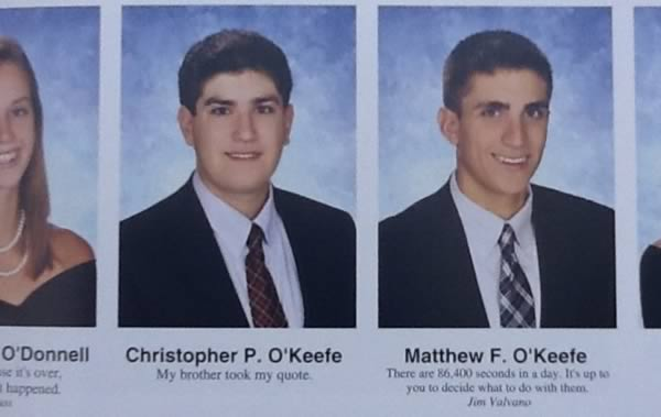60 Best Twin Quotes From Yearbooks MadTen Delectable Twin Quotes