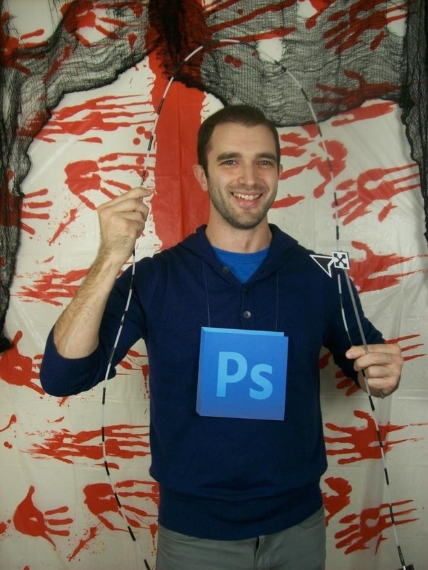 10 funny instant halloween costume ideas madten photoshop solutioingenieria Images