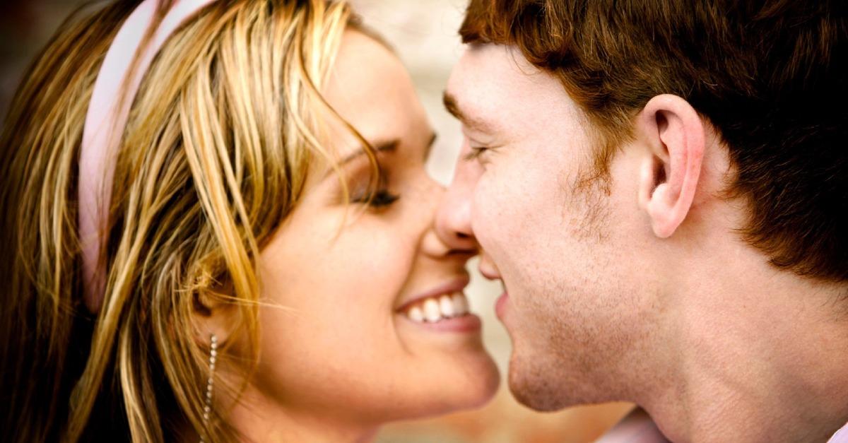 Знакомство И Поцелуй