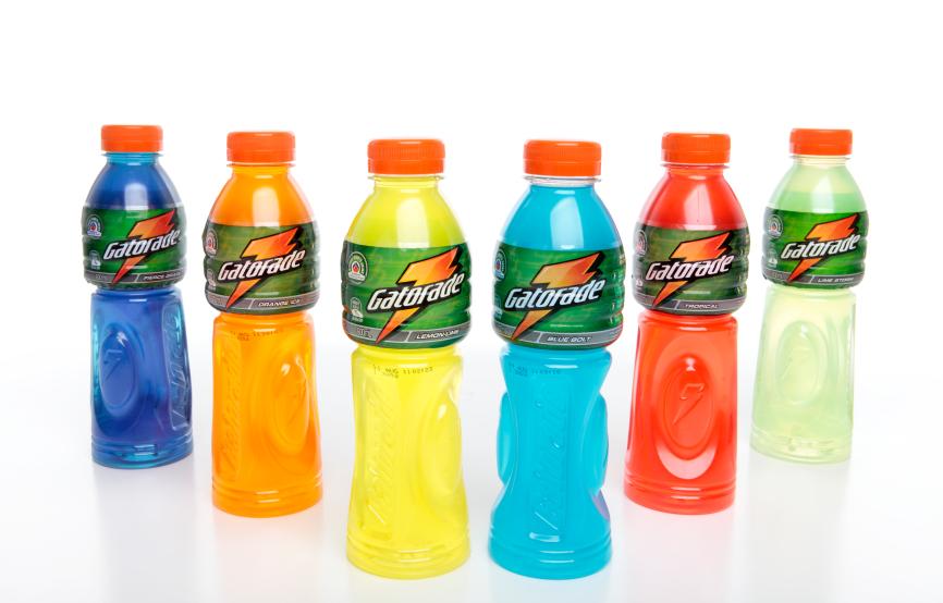 Gatorade - Energy Sports Drinks