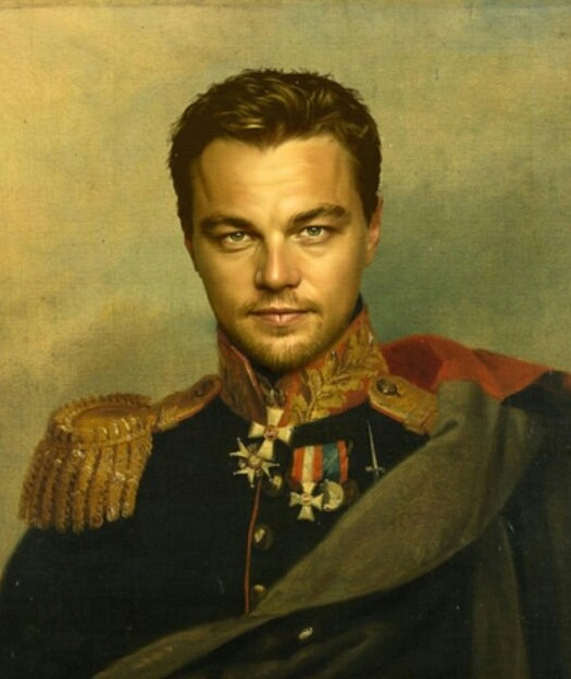 Famous People Redrawn ...