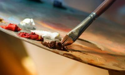 Art Brush Painting